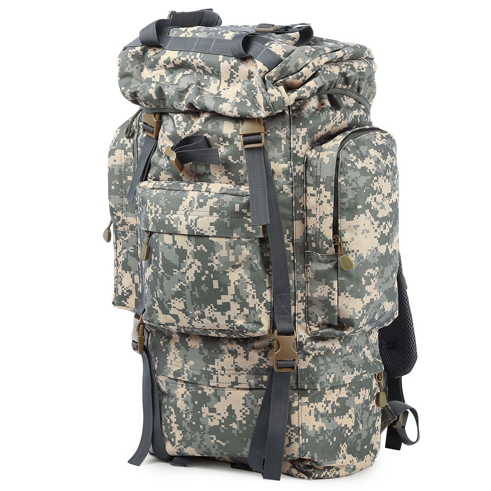 En plein air unisexe Camping en plein air randonnée sac à dos escalade militaire tactique sac à dos