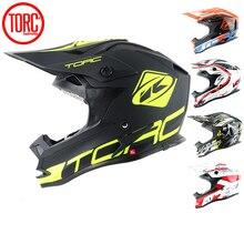 New TORC T32 casque moto Kenny capacete casco ATV motorcycle helmet off road helmet motocross Racing helmets DOT ECE Approved