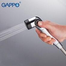 Gappo bidé torneiras abs torneira do chuveiro banheiro bidé pulverizador bidé lavadora de vaso sanitário misturador chuveiro muçulmano shattaf