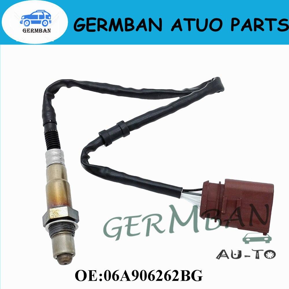 New Manufacture Rear Downstream Oxygen Sensor for VW Golf Beetle Jetta Audi A4 A8 TT Part No#06A906262BG