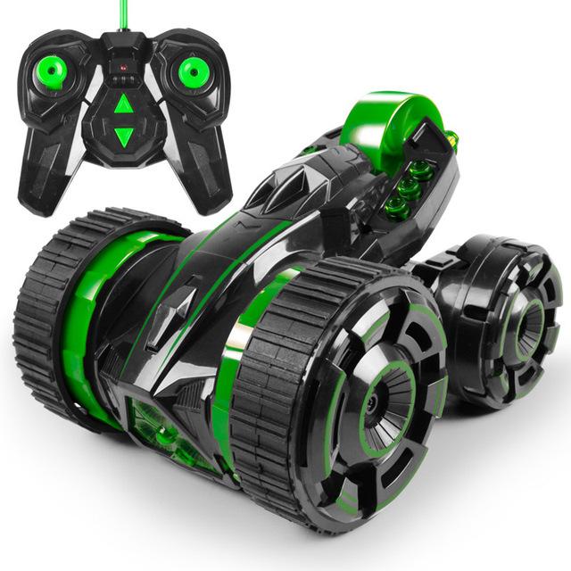 Forte poder rc car toys modelo stunt car toys veículo off-road toys para o menino controle remoto de alta velocidade carro de escalada