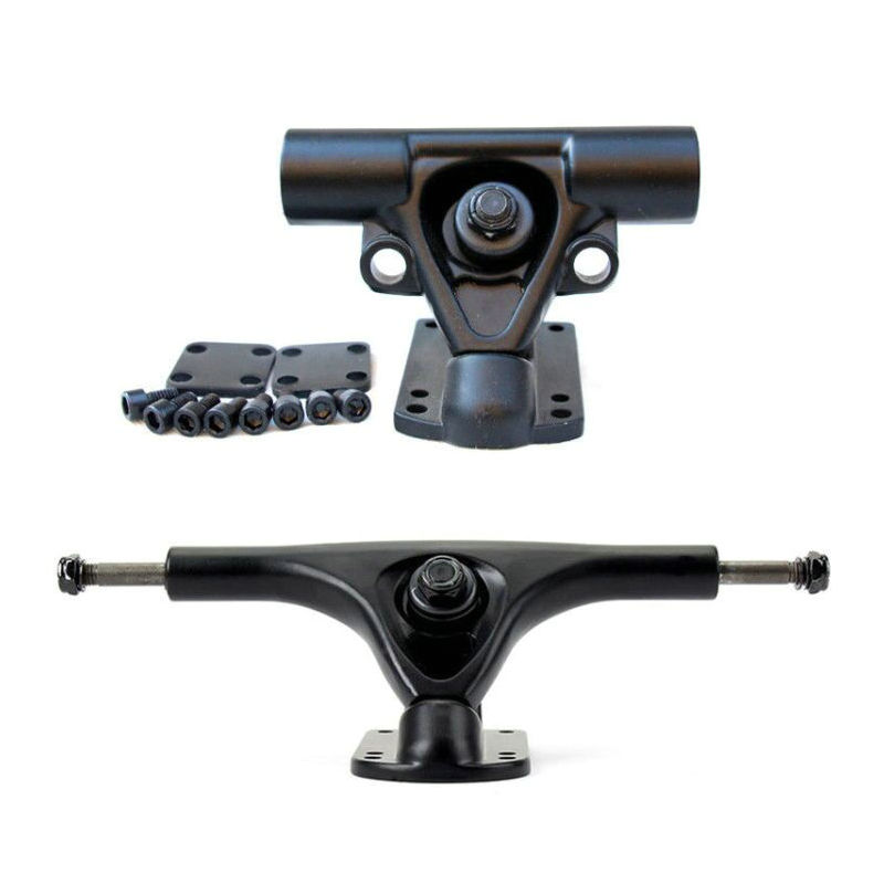 1PC 70/83/90mm Hub Motor Truck 270mm Dual Drive Skateboard 8