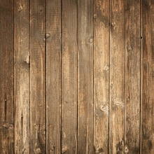 HUAYI 5x5ft Fundo Marrom de Madeira Piso Cenário Arte Tecido Recém-nascidos Queda Crianças Fotografia Prop Foto Fundo D-6186