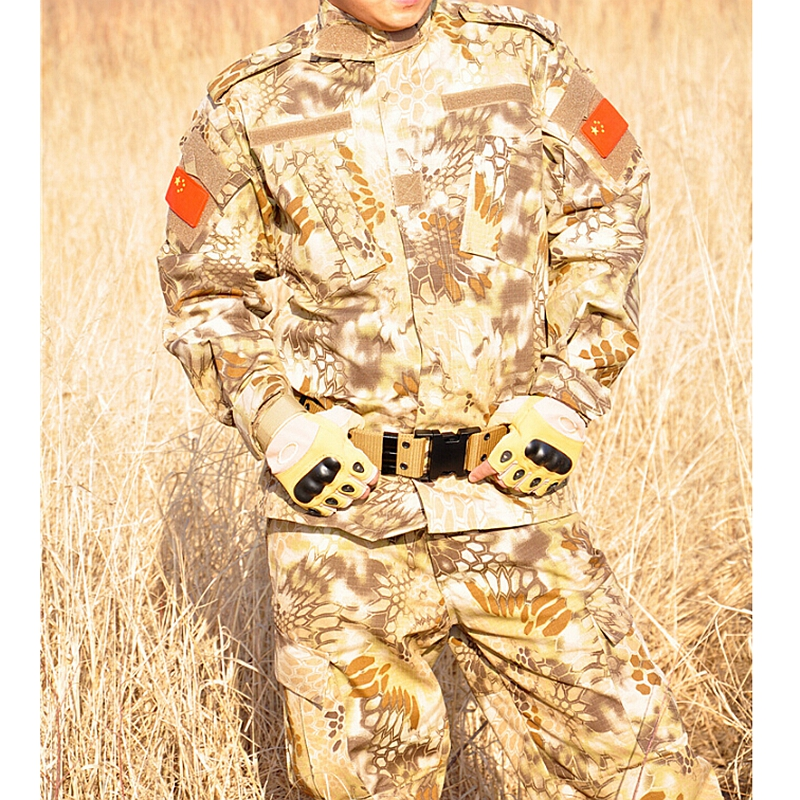 DUTOLE tactique Kryptek Typhon Camo BDU champ uniforme Camouflage ensemble chemise pantalon hommes tactique chasse uniforme Multicam ACU