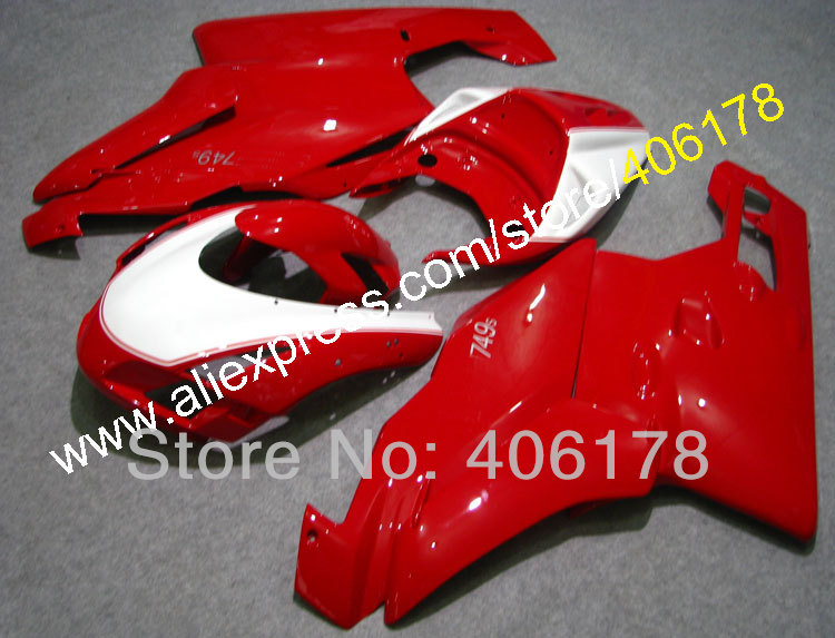 Hot Sales,Popular for ducati 749 999 03-04 abs fairing kits 2003 2004 White Red Fairings set (Injection molding) hot sales sv650 03 04 05 06 07 08 09 10 11 12 13 fairings for suzuki sv650 2003 2013 sv650s black abs motorcycle fairing set