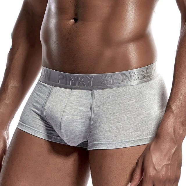 20 Styles Modal Underwears Boxers Shorts For Men Sexy Breathable Gay Penis Pouch Men's Boxer Trunks Soft Male Panties