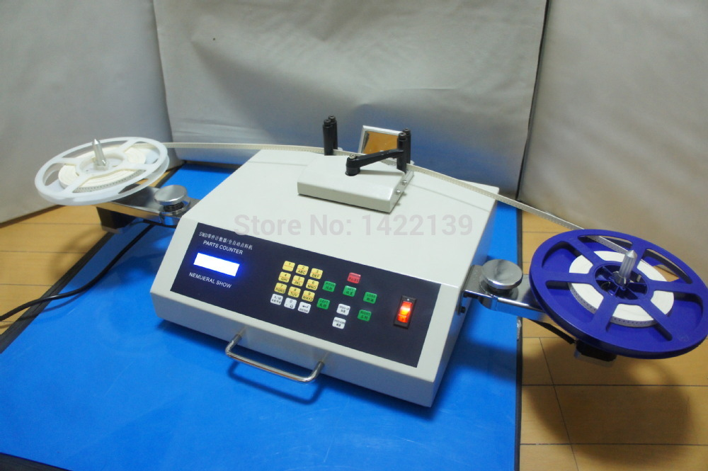 Nouvelle machine automatique de comptage de composants de pièces SMD 901
