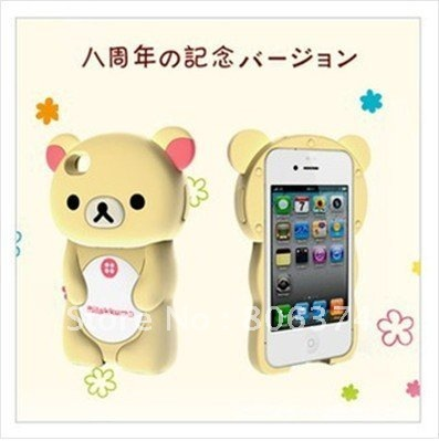 10pcs Three-dimensional set of easily bear protection phone shell