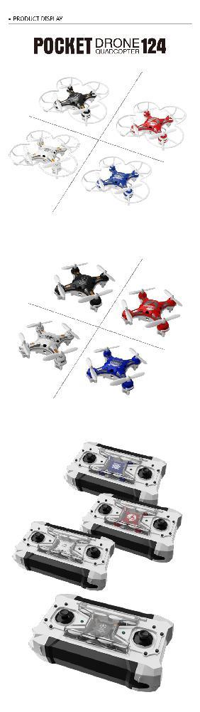 USD sterowany States Drone 19
