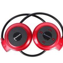 Mini 503 Sports Stereo Wireless Bluetooth Headset TF Card FM Radio Multifunction Bluetooth Earphone