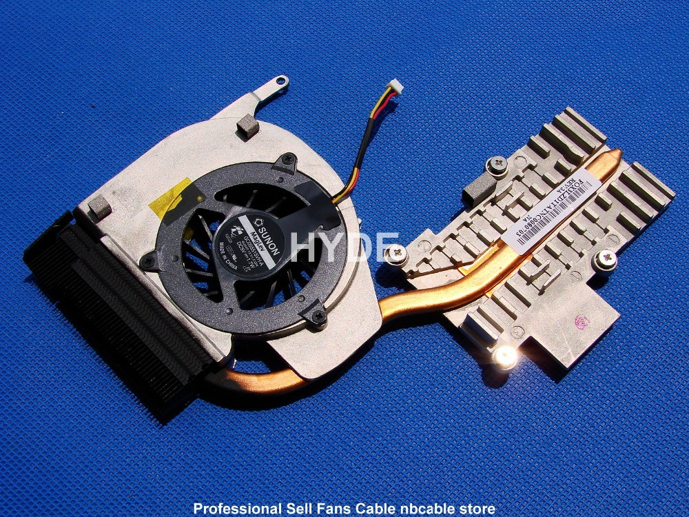 NEW ZD1 CPU FAN FOR ACER ASPIRE 5920 UMA CPU COOLING FAN With Heatsink купить