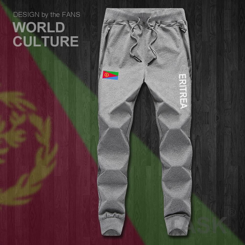 Eritrea Eritrean ERI ER mens pants joggers jumpsuit sweatpants track sweat fitness fleece tactical casual nation country leggin