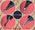 4 шт. перьевая ручка  наконечники 0 5-0 8 мм  изогнутое перо для крыльев Sung 618 601 613  перьевая ручка  ручка с чернилами  канцелярские принадлежност...