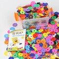 DIY thick snowflakes toys children's toys educational toys