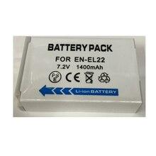 EN EL22 EN EL22 lithium batteries ENEL22 font b Digital b font font b camera b