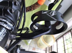 Image 5 - Bike Mount GSP Bracket For Garmin Watch Fenix Foretrex Forerunner 10 405CX 410 50 610 920xt 910xt