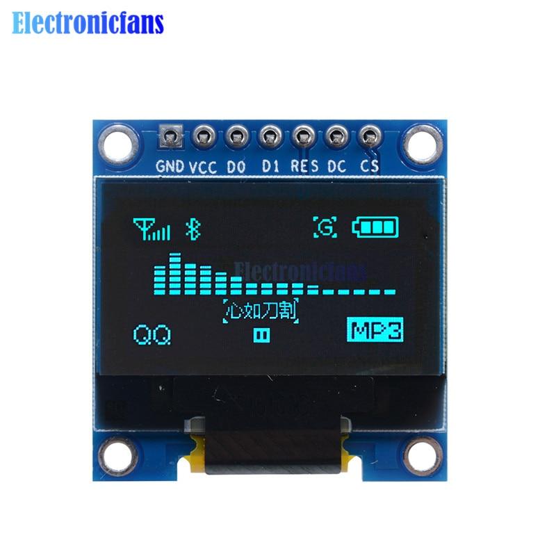 Blue 3-5V 0.96