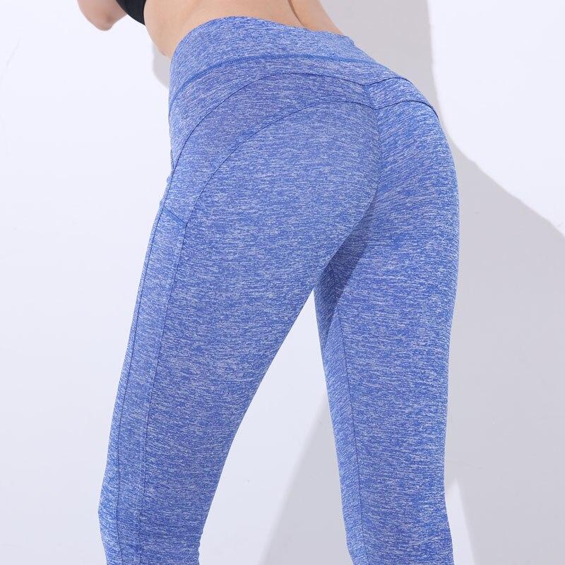 NORMOV Fitness Leggings Women High Waist Workout Push Up Leggins Casual Women Pants Mujer Patchwork Leggings Plus Size Feminina 15