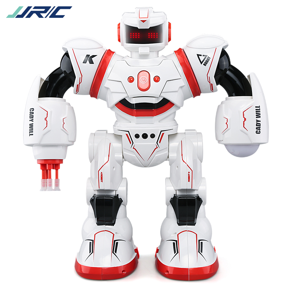 JJRC R3 Smart Dancing Robot CADY WILL Sensor Control Intelligent Combat Gesture Toys Actions Figure for Kids Christmas Gift ...