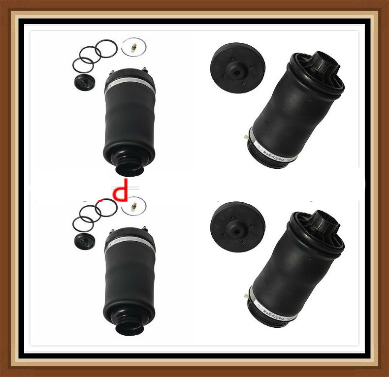 Wholesale, have discount for mercedes Benz W164 ML GL Front + rear Air Suspension Spring bags ML320 ML350 ML450 ML450 ML500 ML55 autoparts for car air spring air bellow air chamber for benz w164 front shock oe 164 320 6013 164 320 6113