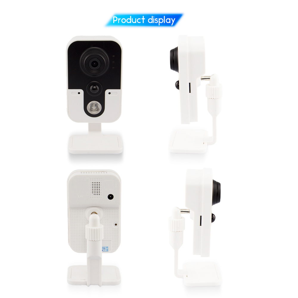 PUAroom home security micro onvif p2p IR wireless mini ip wifi camera portable (4)