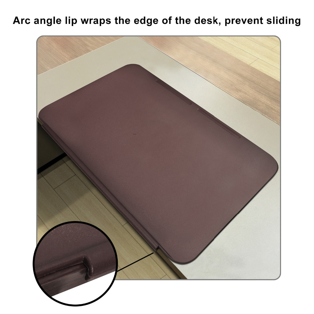 woven magnetic with pad accents open side smooth black desk office right surface writing panel products artistic and x close