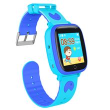 Waterproof ip67 with flashlight waterproof IP67 Kids gps watch Q11