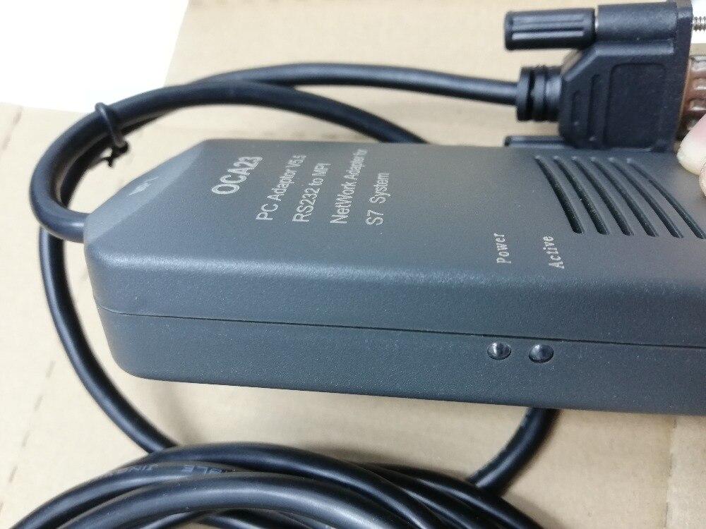 0CA23 S7-300PLC for programming cable 6ES7 972-0CA23-0XA0 PC-MPI