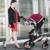 Alta Vista de Carro Do Bebê Carrinho de Bebê Carrinho de Criança Dobrável Poussette Bebek Arabasi Kinderwagen