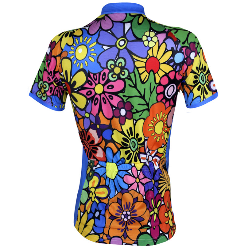Paladin New Arrival Womens Cycling Jersey Bike Shirts Beautiful