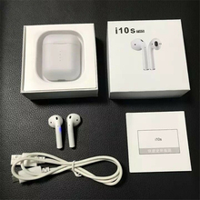 i10 tws i10s wireless charge support Earphones Wireless earphone Bluetooth 5.0 Earbuds Touch control headset