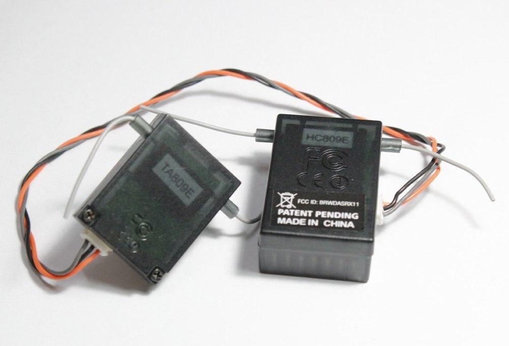10 шт./лот/1 шт. AR6200 6-канальный приемник Ultralite для DSM2 передатчик 2,4 GHz приемник jr