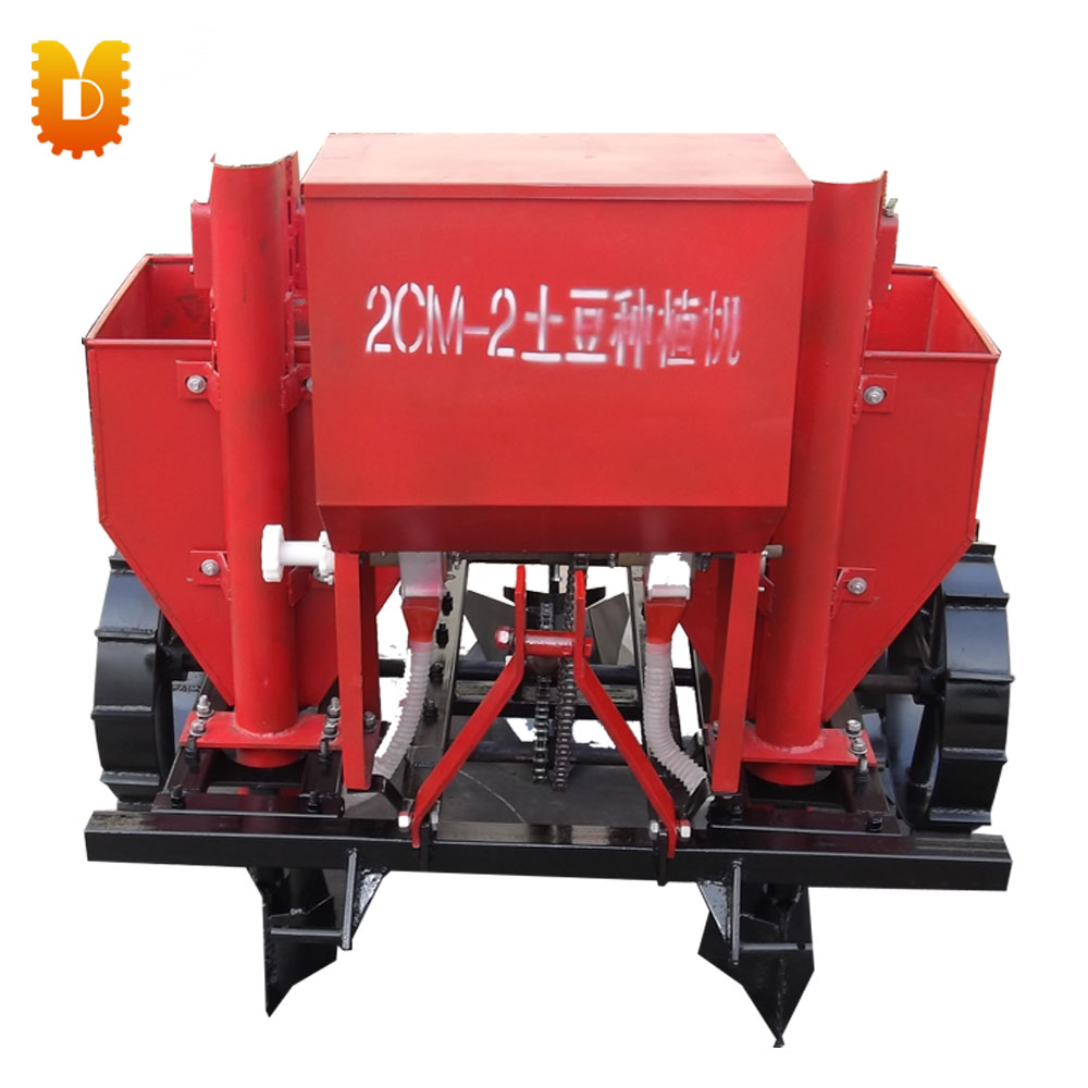 цена на UDTBZ-2 multifunctional 2 row potato seeding/sowing/planting machine/potato planter