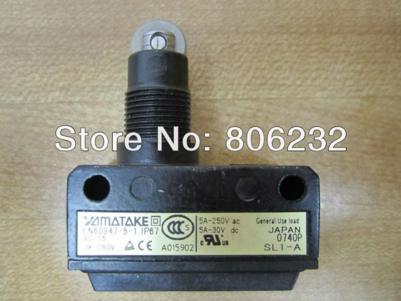 Sl1 A Yamatake Ip67 Limit Switch En60947 5 1 In Other