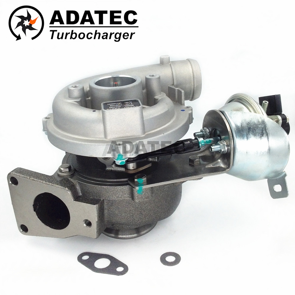 GT1749V Turbo 760774 728768 753847 3M5Q6K682BA 3M5Q6K682BB 3M5Q6K682CA Turbine For Ford C-Max 136HP 100Kw 2.0TDCI DW10BTED 2004-
