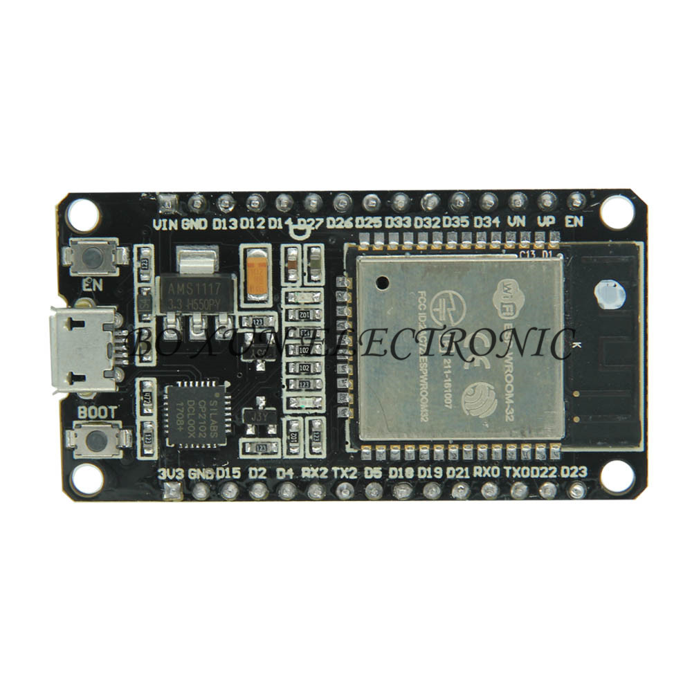 Image 4 - ESP32 ESP 32 ESP32S ESP 32S CP2102 Wireless WiFi Bluetooth Development Board Micro USB Dual Core Power Amplifier Filter Module-in Replacement Parts & Accessories from Consumer Electronics