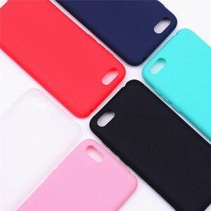 Huawei Honor 7S Case Honor7S Soft Cover Silicone Phone Case for Honor 7S 7 S DUA-LX2 Huawei Y5 2018 DUA-L22 Case TPU Cover funda