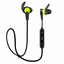 PTM B1 Brand Bluetooth Earphone With Mic Wireless Headphone Sport Headset Running Earbuds For Earpods Airpods