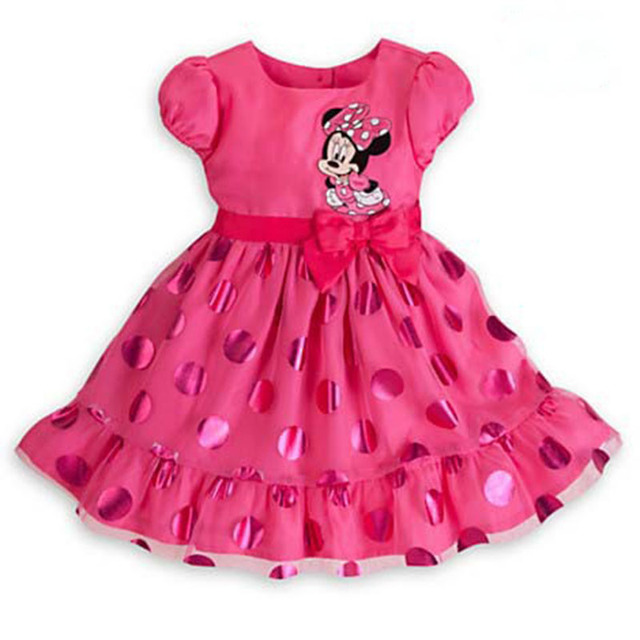 Minnie Mouse Costume Kids Minie e Mickey Dress Girls Lace Dot Bow Mini Dresses Ball Gown  sc 1 st  AliExpress.com & Minnie Mouse Costume Kids Minie e Mickey Dress Girls Lace Dot Bow ...