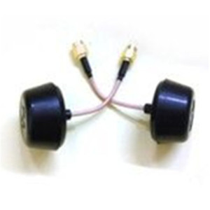 BLACK RX/TX FPV aerial figure 5.8 G preach clover figure antenna gain of the antenna for RC805 Receiver(China)