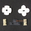 Replacement Conductive Rubber Pad Set for PS3 Joypad Controller