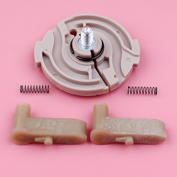 Recoil Starter Ratchet Guide Friction Return Spring Kit For Honda GX120 GX160 GX200 Lawn Mower Engine Motor Spare Part 10pcs lot on off stop switch for honda gx140 gx160 gx200 gx240 gx270 gx340 gx390 4 stroke lawn mower engine replace spare part