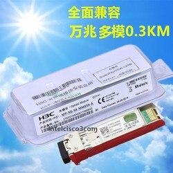 H3C Huasan SFP XG SX MM850 A 10G 10 M wielomodowy moduł optyczny 850NM E D w Części i akcesoria do instrumentów od Narzędzia na