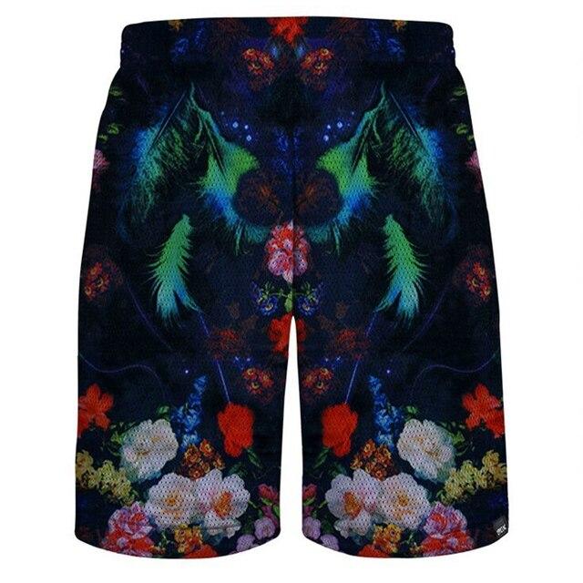 Новый sunga шорты мужчины домой причинные пляжные шорты Человек Активный магистральные boardshorts быстро сухой брюки мужчины шорты