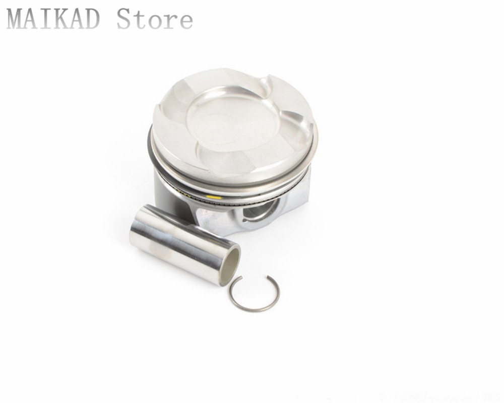Piston for BMW X6 F16 M F86 X6 M 35i 28iX 35iX 50iX 30dX 40dX 50iX 4.0 50iX 4.4 M50dX 11258619196