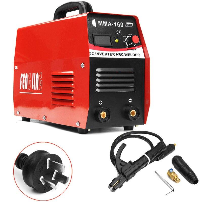 Portable AC 110V / 220V Electric Welding Machine Welder Argon Inverter Tig Welding Machine For Arc Electric Working Equipment
