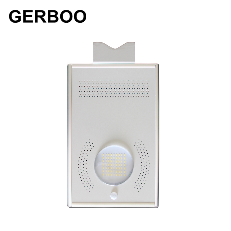 Best Price Guaranteed all in one integrated solar led street light with lithium battery