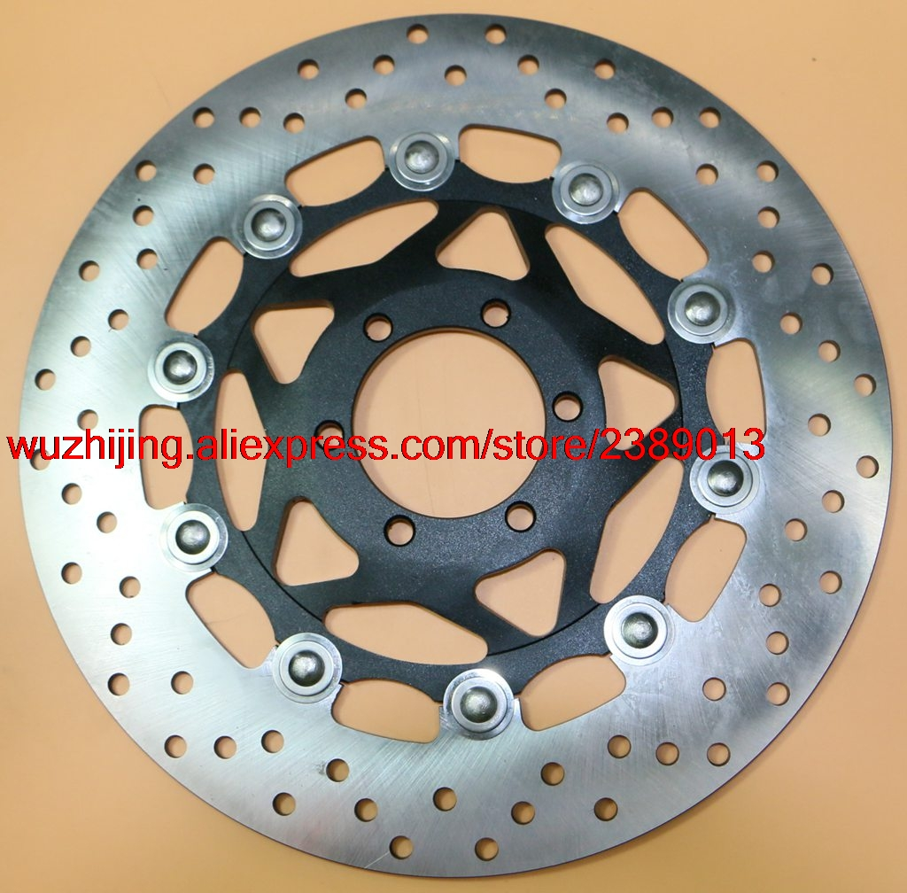 Brake Disk Rotor fit YAMAHA FZR600 FZR 600 1989 up R 1990 1995 FZS600 FZS FAZER