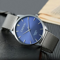 CHENXI Wristwatch 2017 Wrist Watch Men Watches Top Brand Luxury Famous Quartz Watch Male Clock Reloges