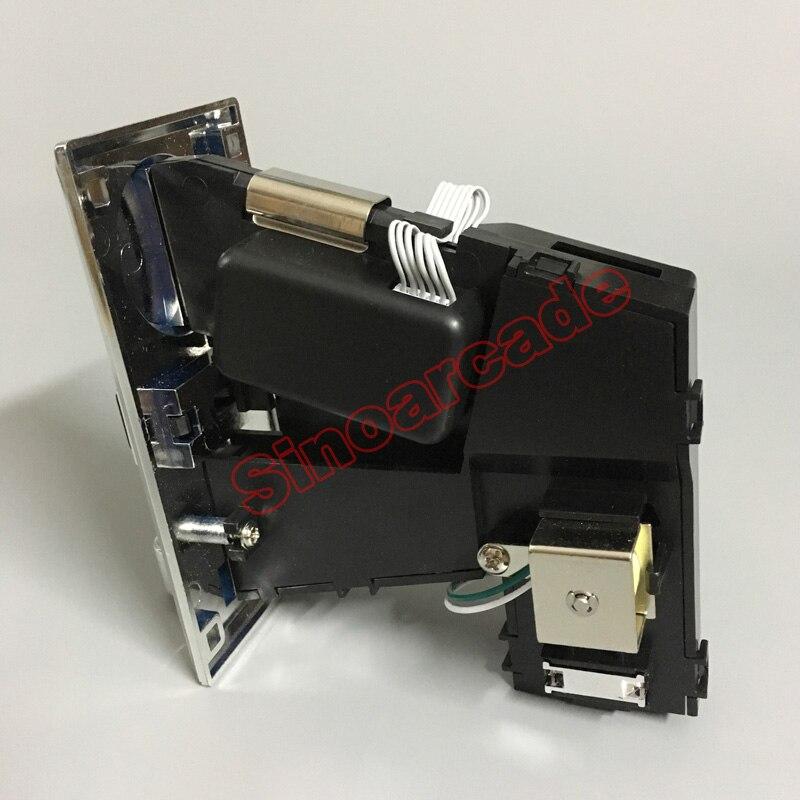 Multi Coin Acceptor Selector Mechanism Vending machine Arcade